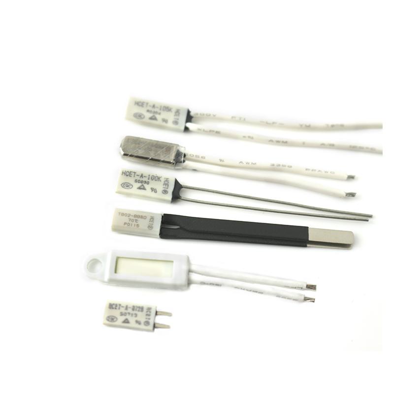 锂电池专用温控开关