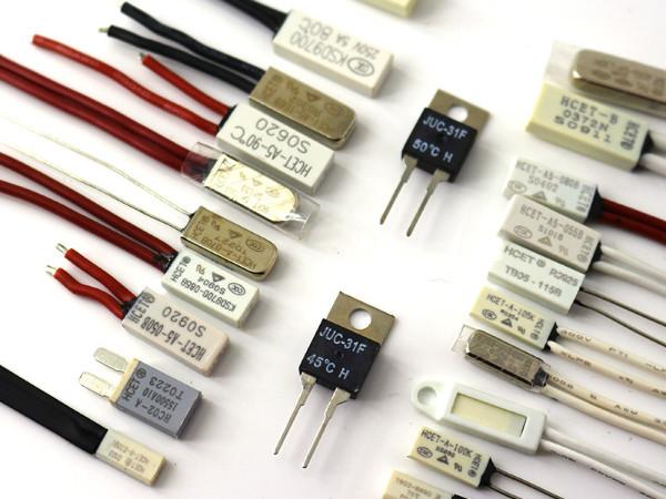 充电桩温控开关应用方式与原理