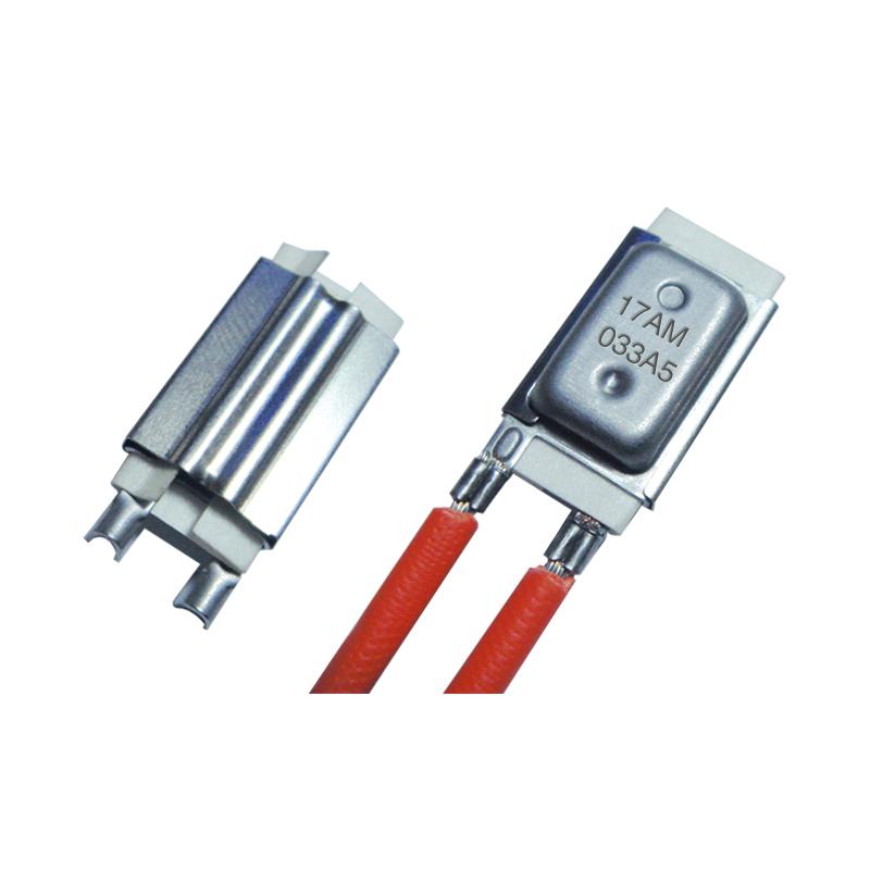 断电复位型热保护器