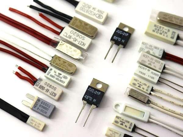 电脑主机风扇电机专用温控开关定制