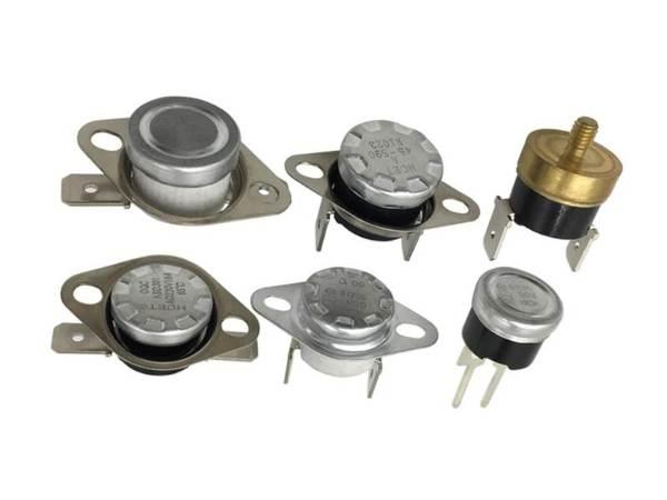 温度开关是如何解决各类加热电器干烧问题的?