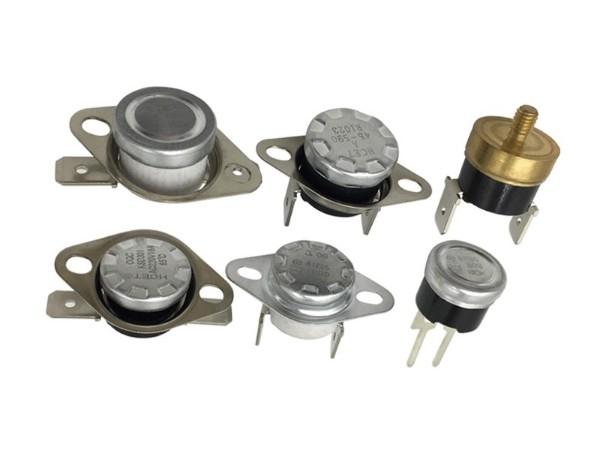 突跳式温控开关温控器生产厂家有哪些如何修理没有正确加热的热水器