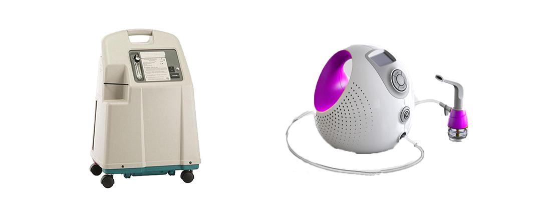 医疗设备温控开关应用图例