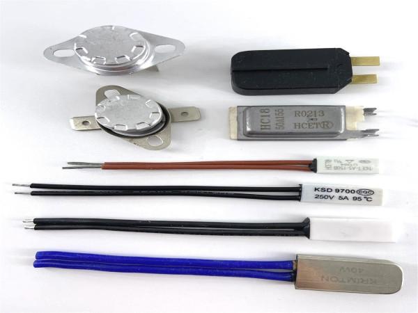 微型电机热保护器怎么接线安装?