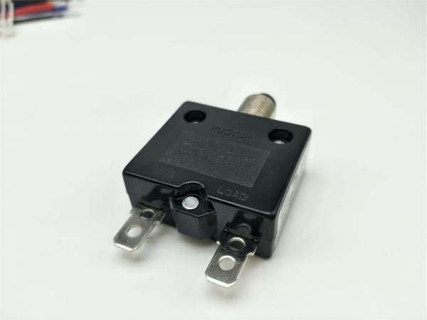 过载保护器在电气设备中的应用