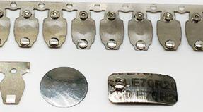 机械式温控开关双金属片