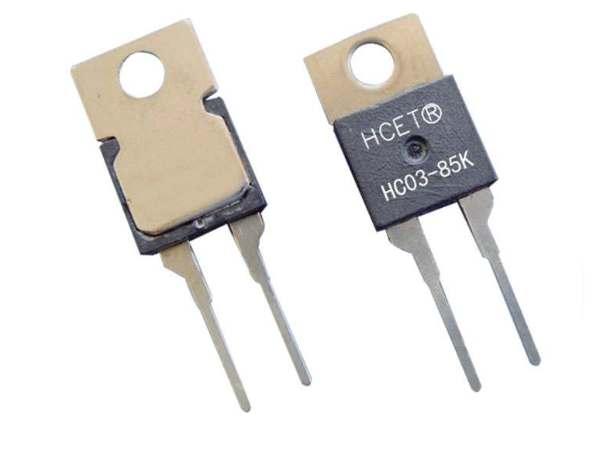 关于仪器仪表温控开关产品案例