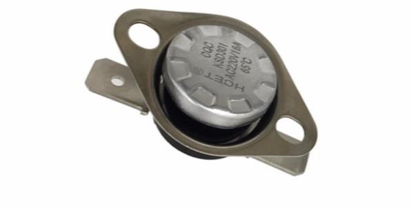 消毒柜温控开关应用案例-KSD301型号