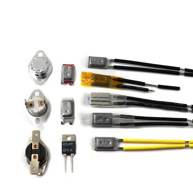 小功率电机热保护器