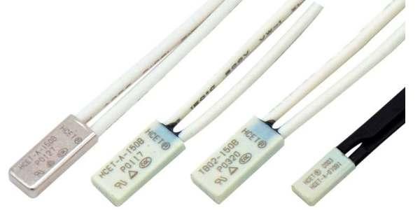 电动马达温控开关-TB02系列