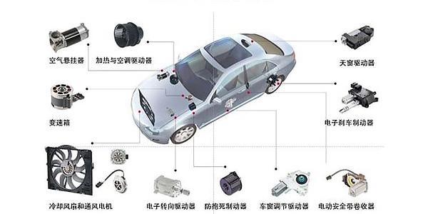 电机保护器在汽车上的应用
